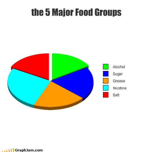 five food group essay