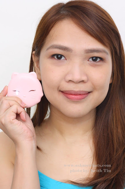 A review on Tony Moly Cats Wink Clear Pack (Shade 02)