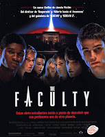 The Faculty (1998) [Latino]