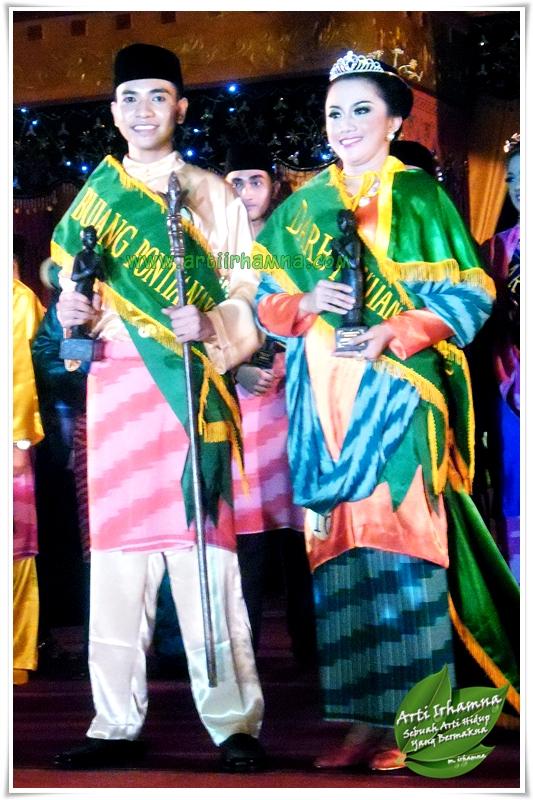 Bujang Dare Pontianak 2012 - Zemy Prabowo dan Reni Karina