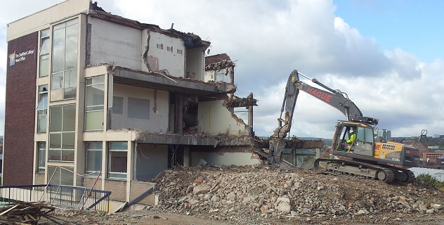Demolition & Cleaning Services