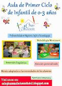 Aula de Primer Ciclo de Infantil (0-3 años)