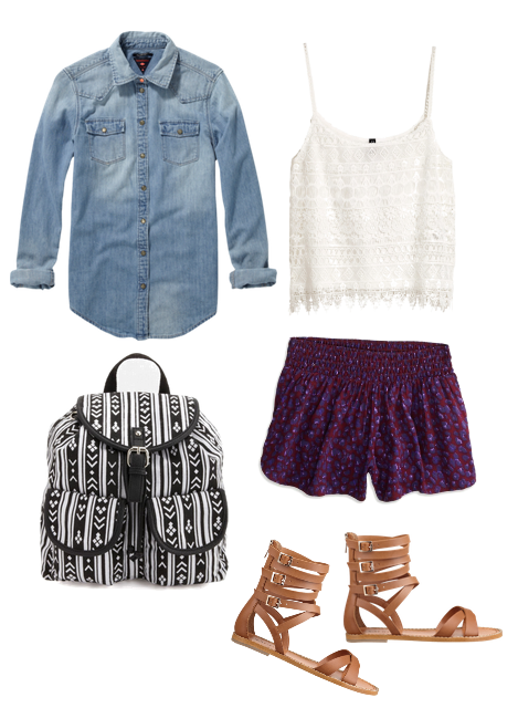 back to school outfit ideas 2014