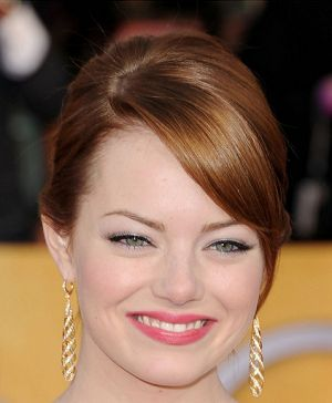 Pin Emma Stone Picture During Zombieland Los Angeles Premiere ...