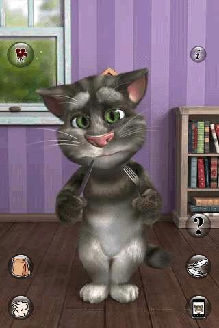 Game Online Talking Tom Cat