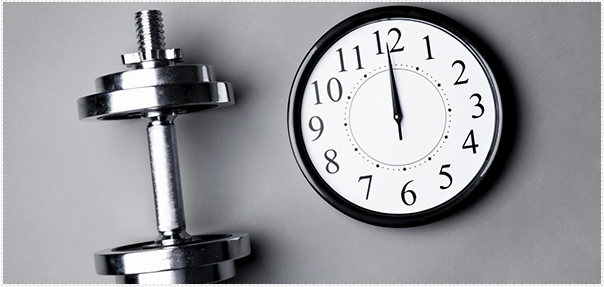 When is The Right Time To Exercise? This answer is