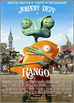 Download - Rango - Versão Extendida - BDRip AVI - Dublado