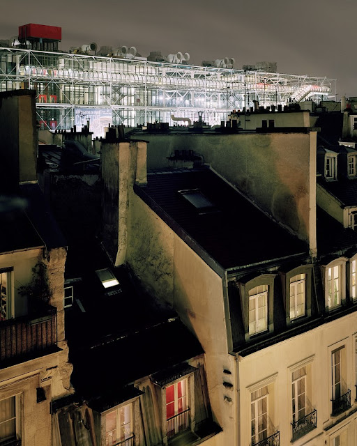 Paris vue depuis les toits, by Alain Cornu - Nest of Pearls