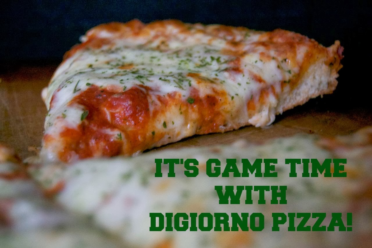 It\'s Game Time with DiGiorno Pizza! - 365 Days of Baking