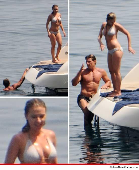 Scarlett Johansson Bikini Superhero » Gossip | Scarlett Johansson