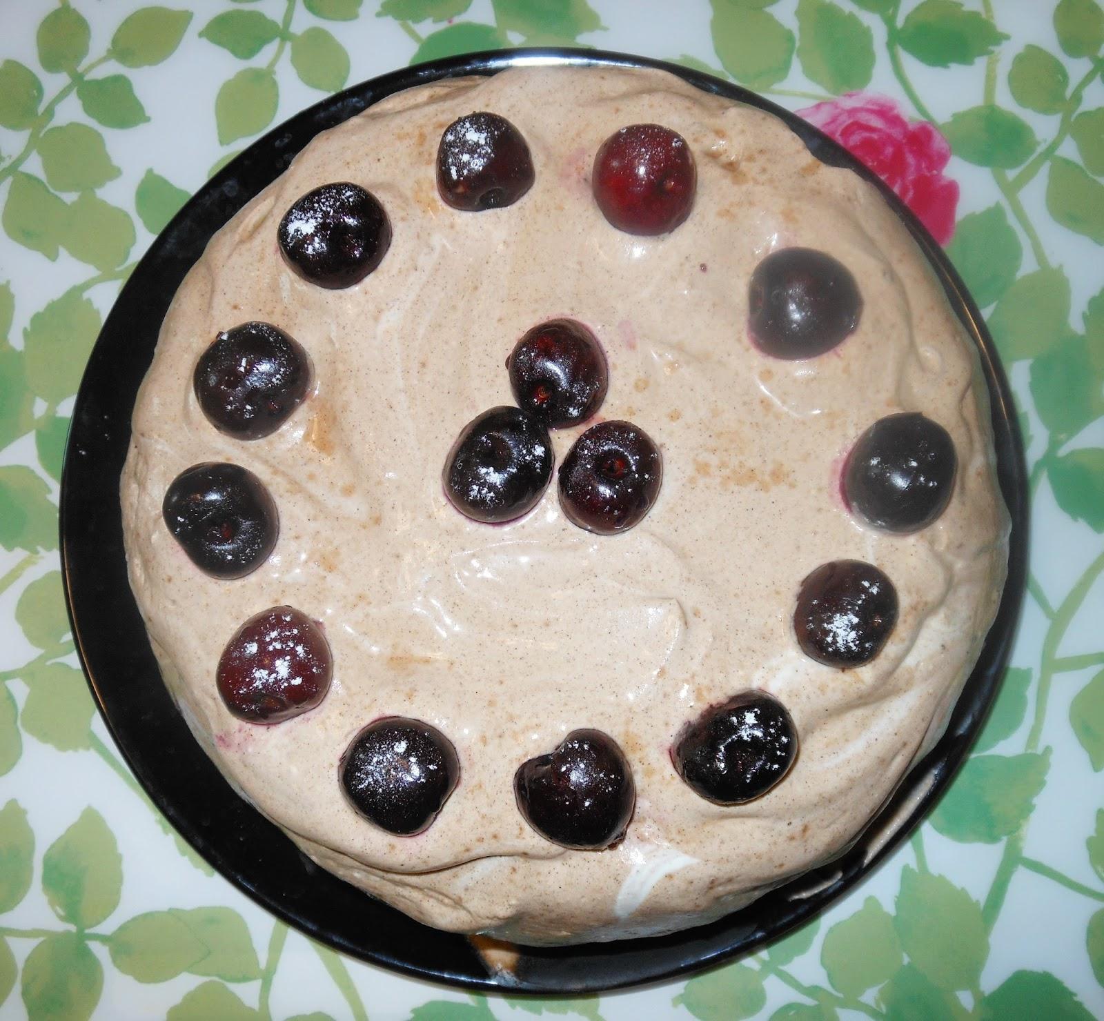 торт, торт с черешней, бисквитный торт, рецепт торта, рецепт бисквита, экономный торт, быстрый торт, вкусный торт, как испечь торт, рецепты