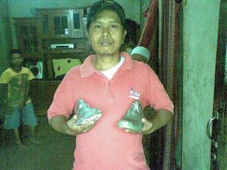 Sepatu Emas Misterius Bogor