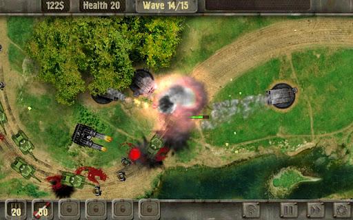 Defense Zone HD. v1.4.4 full retail (update)