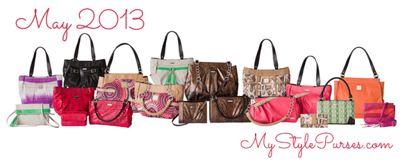 Miche May 2013 Release from MyStylePurses.com