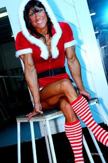 Natalie Rae Ariel Christmas