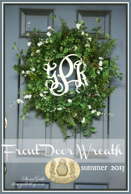 wreaths door il wreath decor anch blended hydrangea listing fullxfull front zoom