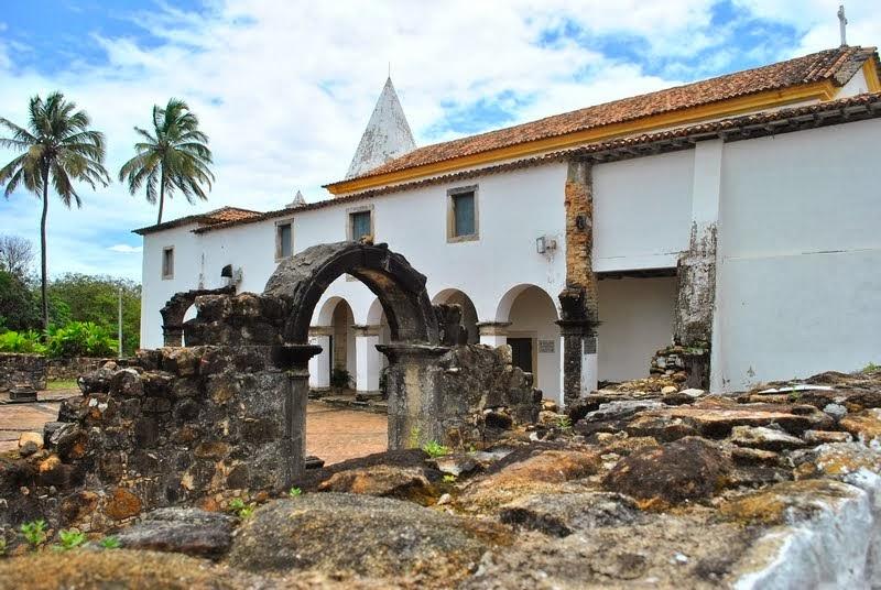 Igreja de Nossa Senhora de Nazaré, Cabo de Santo Agostinho