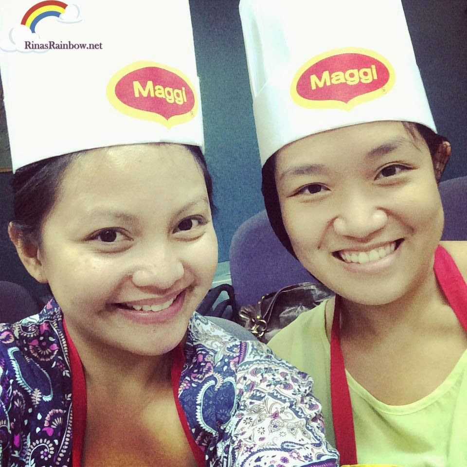 maggi cook dali