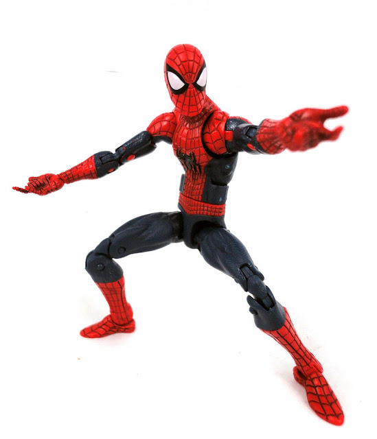 "Hasbro 6"" Amazing Spider-Man Marvel Legends - Amazing Spider-Man Movie Figure"