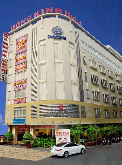 Khách sạn Đông Kinh Sài Gòn