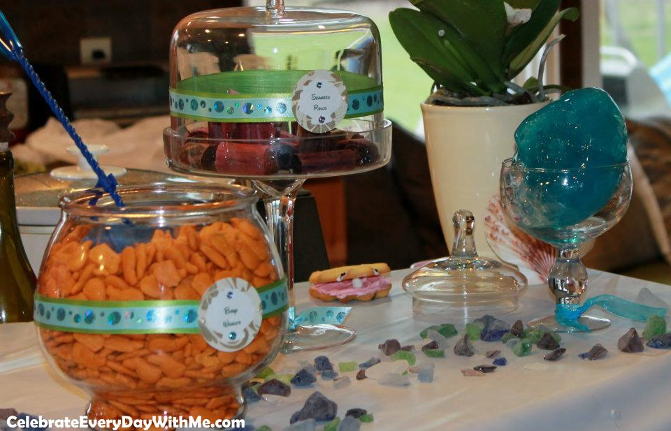 Under The Sea Party Part Two Celebrate Every Day With Me