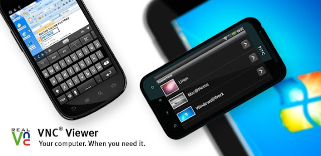 RealVNC VNC Viewer v1.2.4.99899 Apk App