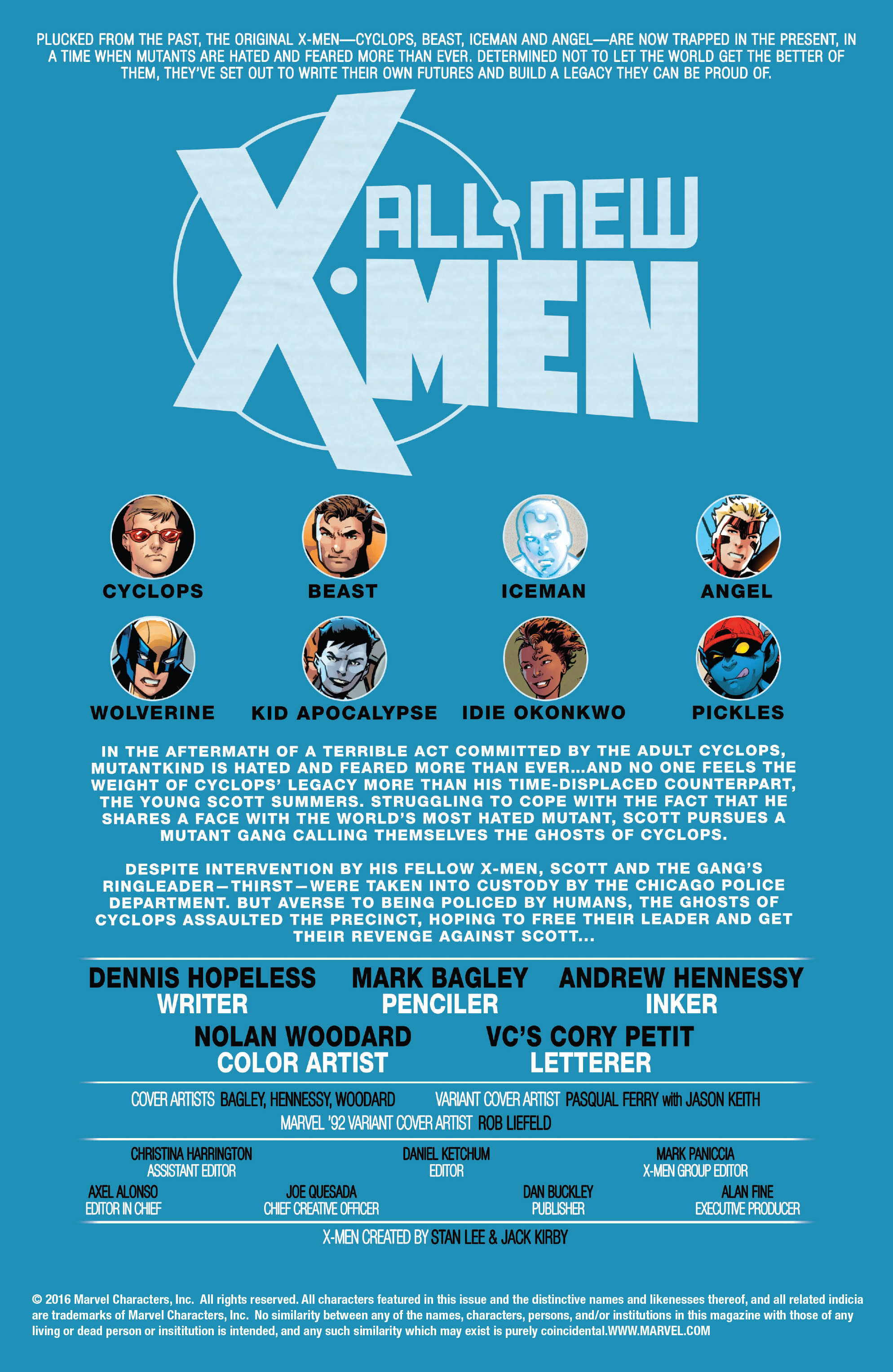 All-New X-Men (2016) Issue #3 #5 - English 2