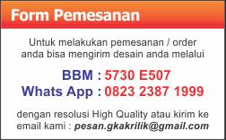 Informasi & Info pemesanan