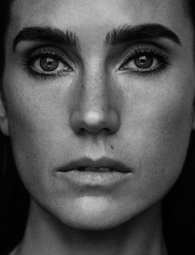 Jennifer Connelly in Grazia Magazine - Photo Jennifer Connelly 2015