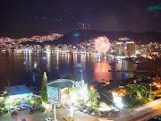 Mexico . M I X T U R E P H O T O S condesa beach in acapulco mexico