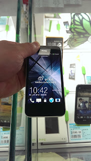 HTC Unknown smartphone