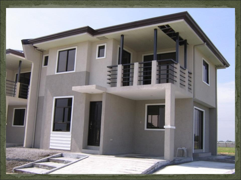 Model houses design in philippines home design and style for House models in the philippines