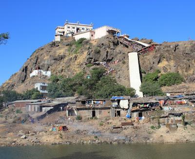 Kalika Mata Temple Pavagadh Gujarat