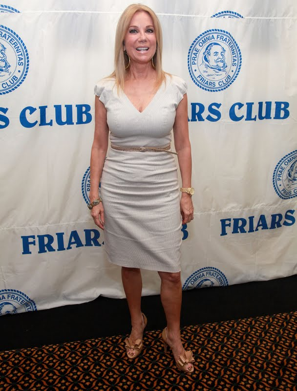 Kathie Lee Gifford At Friar's Club Event