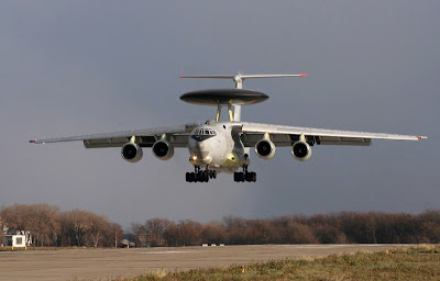 Indian Phalcon AWACS