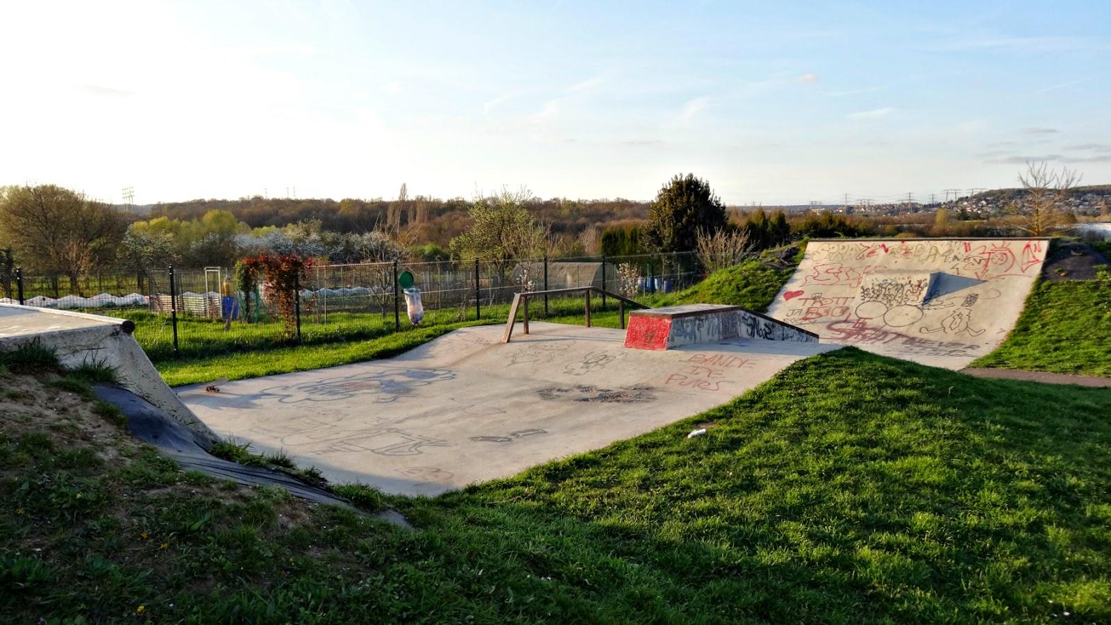 skatepark saulx