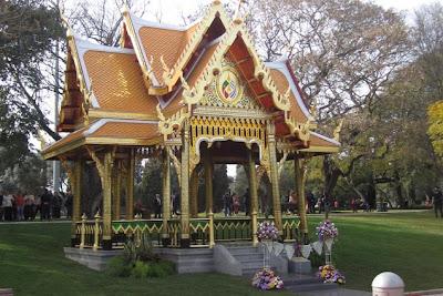 Belém Garden