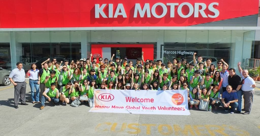 Korean Students Experience Kia In The Philippines During