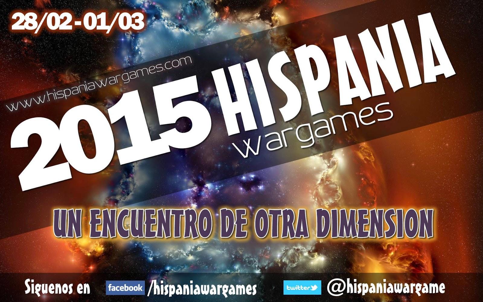Nuevo Portal HISPANIA wargames 2015