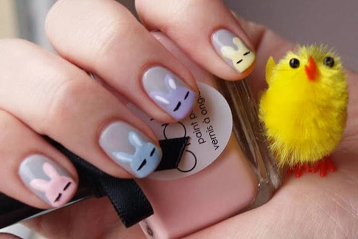 Ladies Nails Arts Ideas..