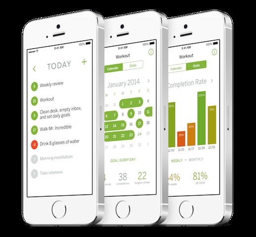 habit list app