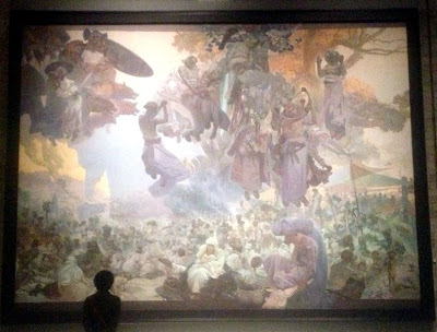 2nd canvas of The Slav Epic