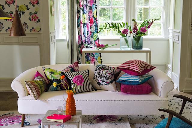 Interior Decor Home Decoration Ideas With Home Fabrics