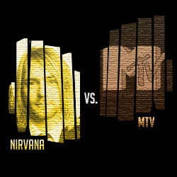 The 15 Greatest 'Fuck You's In Music: 12. Nirvana vs. MTV