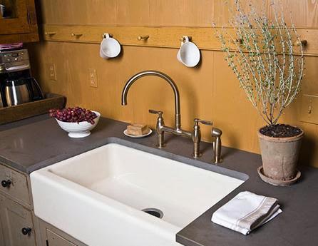 White Sink Design