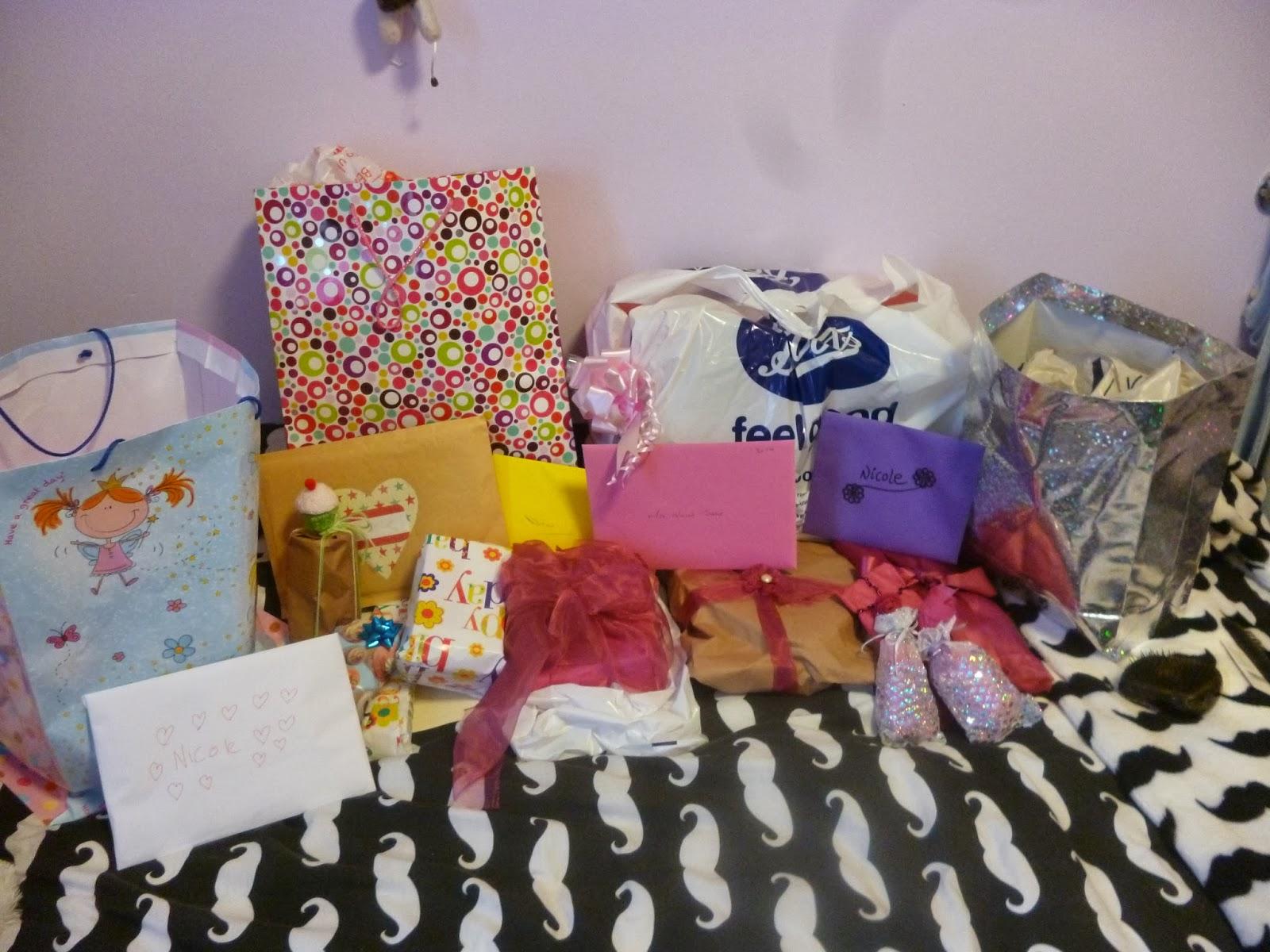 21st Birthday The Presents