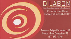 Dilabom - Diagnóstico Laboratorial de Bom Conselho.