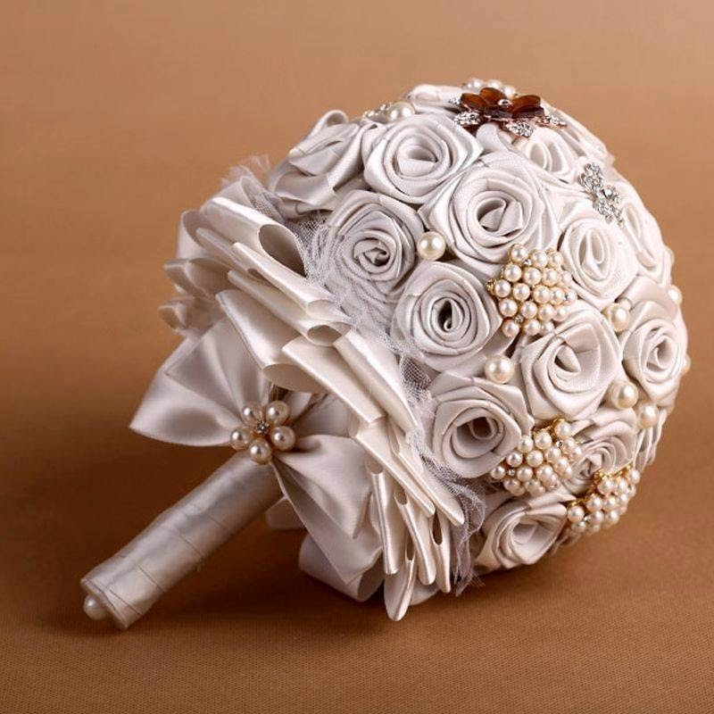 Yeni 2014 Gelin Çiçeği Modelleri