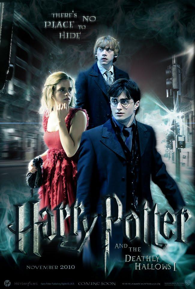 Harry Potter e Relíquias da Morte Parte 1
