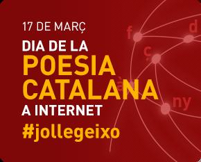 Dia de la poesia catalana a Internet